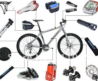 Accessori mountain bike