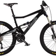 mountain bike del tipo all mountain