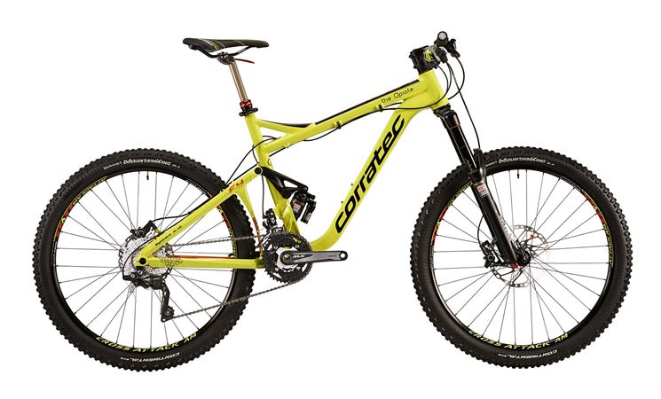 Bicicletta da enduro Corratec Opiate FY–All mountain