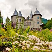 Il Castello Savoia a Gressoney-Saint-Jean